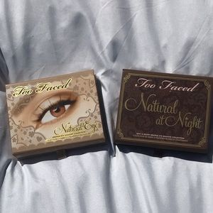 Too Faced Natural Duo